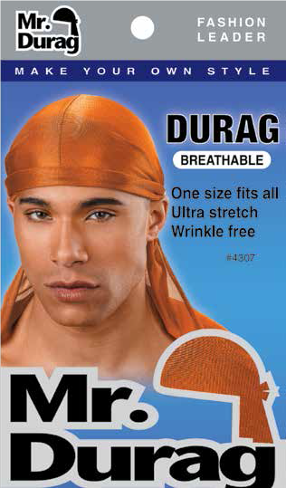 Annie International - Mr Durag Solid Durag Assorted Colors