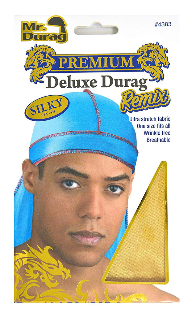 Annie International - Mr Durag Premium Deluxe REMIX Silky Durag