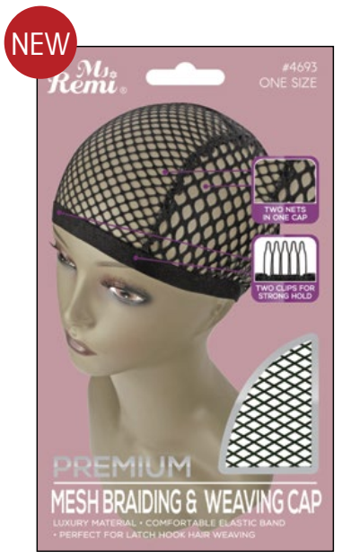 Annie International - Ms Remi Mesh Braiding & Weaving Cap