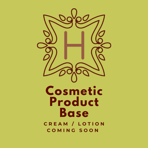 Hattache Cosmetic Product Base - Creams/Lotions