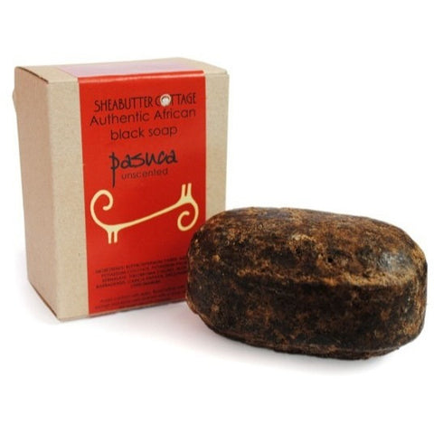 Sheabutter Cottage African Black Soap - Pasuca Soap