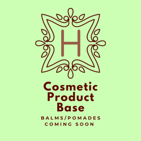 Hattache Cosmetic Product Base - Balms/Pomades
