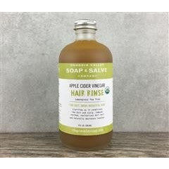 Chagrin Valley Apple Cider Vinegar Hair Rinse- Lemongrass Tea Tree
