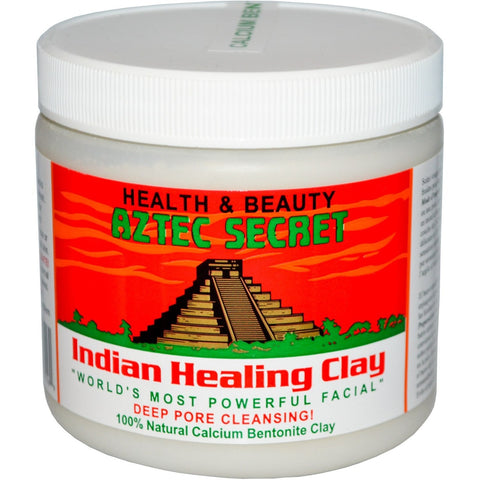 Aztec Secret, Indian Healing Clay