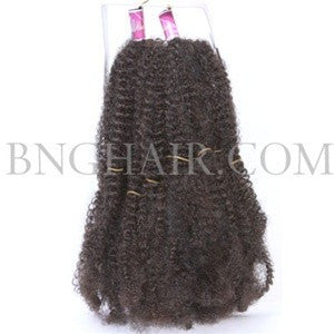 Black & Gold Hair Afro Kinky Twist Hair