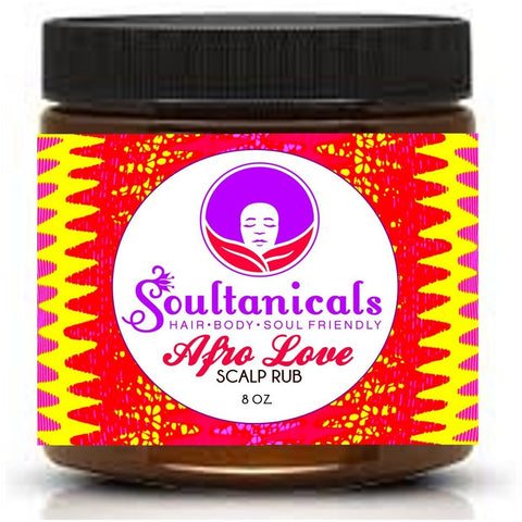 Soultanicals Afro Love Scalp Rub
