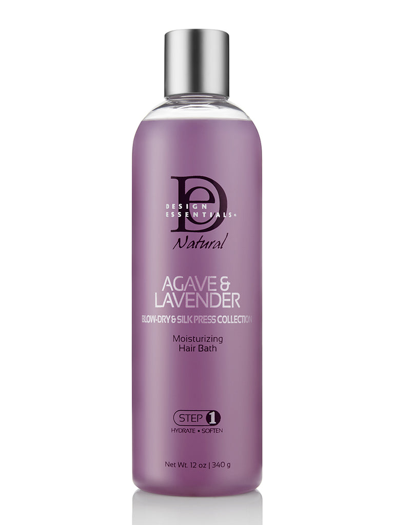 Design Essentials Agave & Lavender Moisturizing Hair Bath