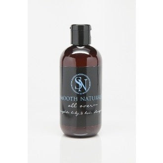 Smooth Naturals - All Over Hair & Body Shampoo