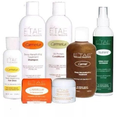 Etae Natural Product - Complete Bundle 7 Items
