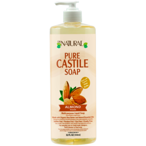 Dr Natural Pure Castile Soap - Almond