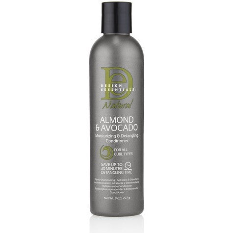 Design Essentials Almond & Avocado Moisturizing & Detangling Conditioner