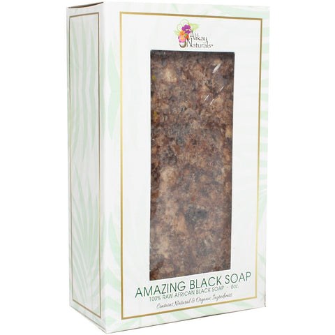 Alikay Naturals - Amazing Black Soap