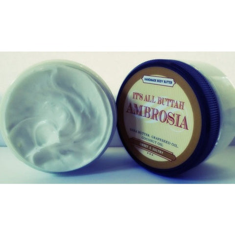 It's All Buttah - Ambrosia Scented Body Butter