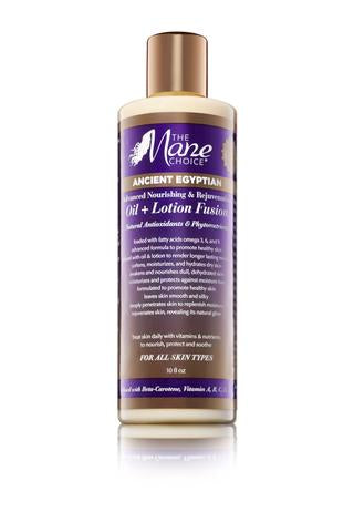 The Mane Choice - Ancient Egyptian Oil + Lotion Fusion