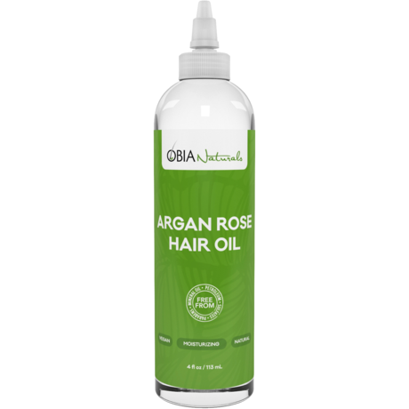 Obia Natural Argan Rose Hair Oil