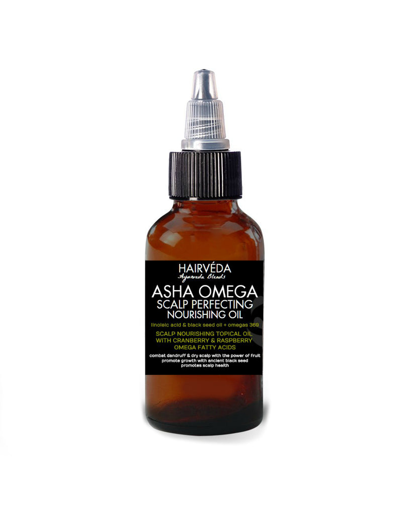Hairveda Asha Omega Scalp Protectant Oil