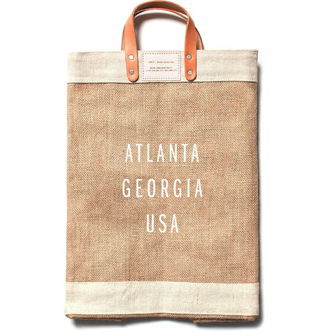 Apolis + Hattaché ATLANTA Market Bag