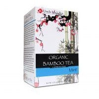 Uncle Lee's Tea - Organic Bamboo Tea MINT Flavor