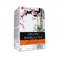Uncle Lee's Tea - Organic Bamboo Tea  EXOTIC FRUIT Flavor