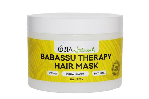 Obia Natural Babassu Hair Therapy Mask