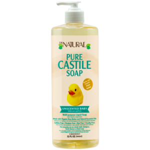 Dr Natural Pure Castile Soap - Unscented Baby