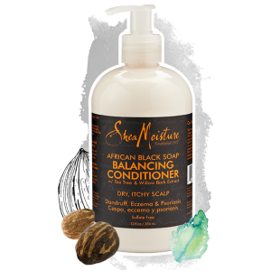 Shea Moisture African Black Soap Balancing Conditioner