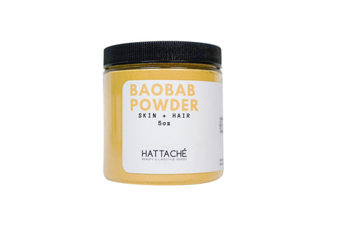 Hattache Powder Extracts - Baobab Fruit Powder