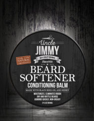 Uncle Jimmy - Beard Softener Conditioning Balm
