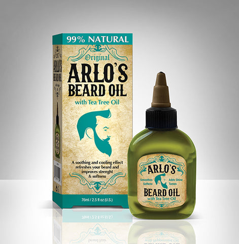 Arlo's Beard Oil - Tea Tree