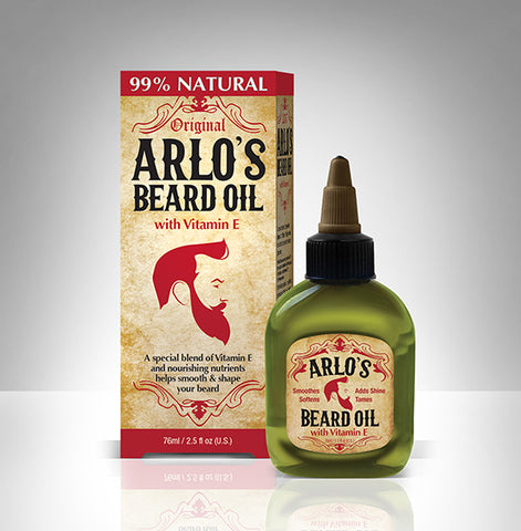 Arlo's Beard Oil - Vitamin E