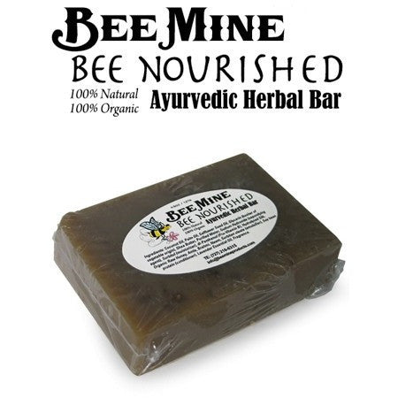 Bee Mine Organics Nourished Ayurvedic Herbal Bar