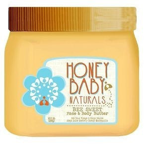 Honey Baby Naturals Bee Sweet Face & Body Butter