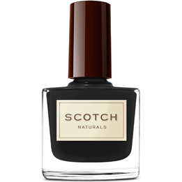 Scotch Naturals - Black Tartan Non-Toxic Nail Polish