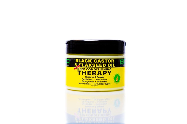 ECOCO Black Castor & Flaxseed Oil - Deep Conditioning Therapy