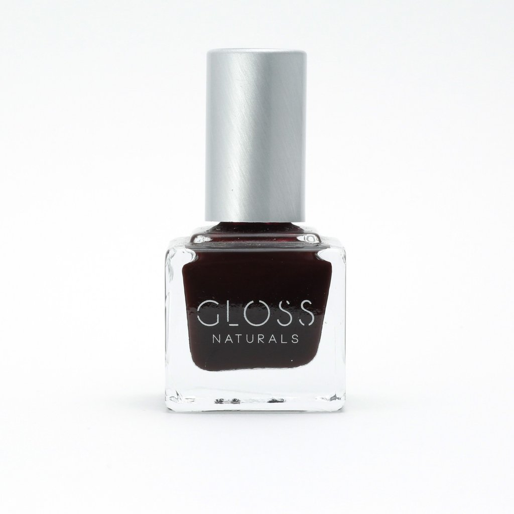 Gloss Naturals Nail Polish - Black Currant