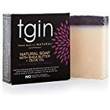 TGIN - Olive Oil Soap - Black Raspberry Vanilla