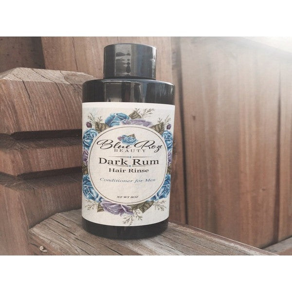 Blue Roze Beauty - Dark Rum Rinse