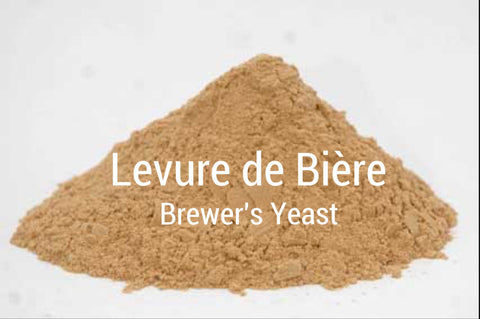 Beaute Crepue - Raw Brewer's Yeast for Hair Growth