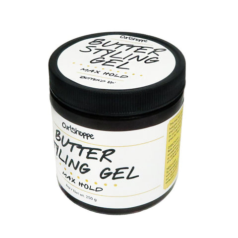 Curl SHOPPE - Butter Styling Gel (Max Hold)