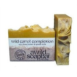 A Wild Soap Bar - Wild Carrot Complexion Soap