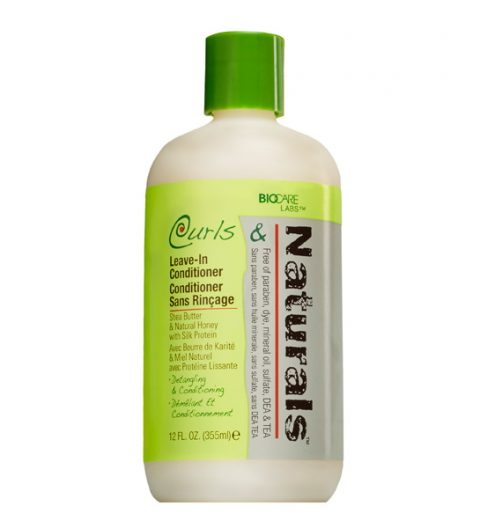 Curls & Naturals Leave-In Conditioner