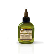Difeel Organic Natural Hair Oil - Coconut