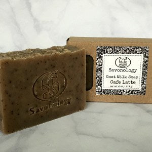 Savonology - Cafe Latte Soap