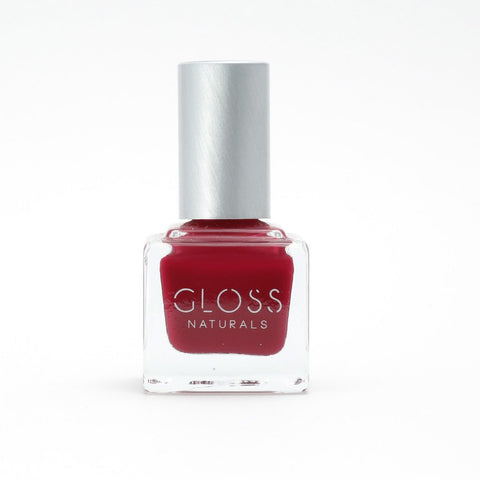 Gloss Naturals Nail Polish - Candida Red