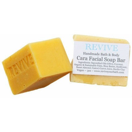 Revive Bath - Cara Shea Butter Facial Cold Process Bar
