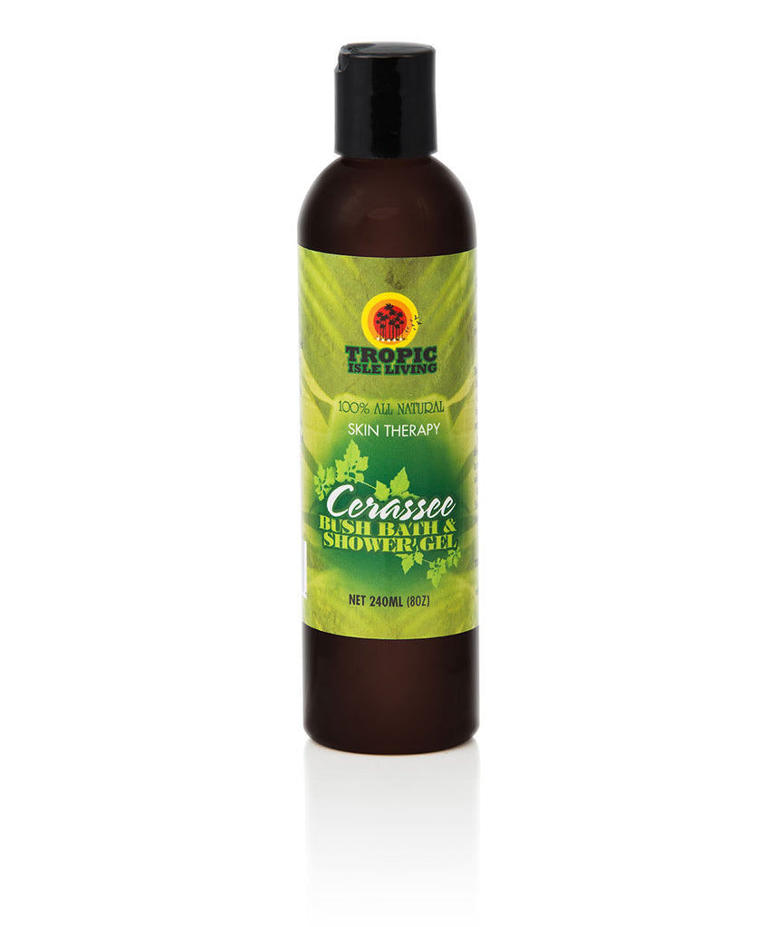 Tropic Isle Living Cerasee Bush Bath & Shower Gel