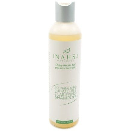 Soothing Mint Sulfate Free CLARIFYING Shampoo