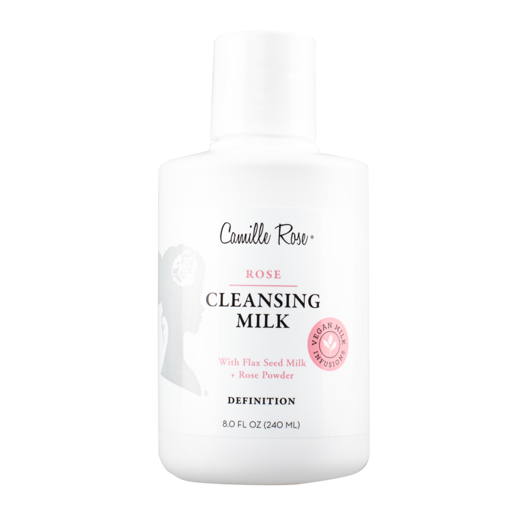 Camille Rose Naturals Cleansing Milk - Rose