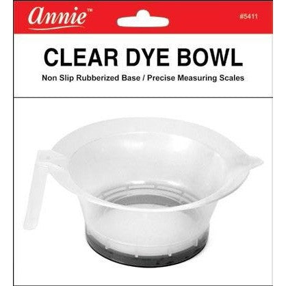 Annie International - Clear Dye/Tinting Bowl