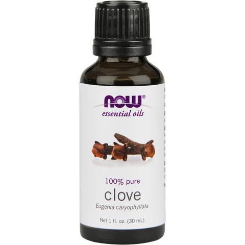 NOW Foods Clove Oil 100% Pure